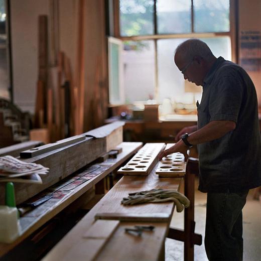 Fotoreportage: Werkstatt für Orgelbau in Hannover