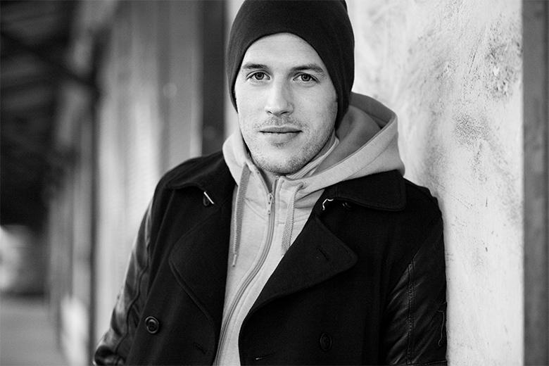 Fotostrecke: Menschen - Schwarz/weiß Portrait