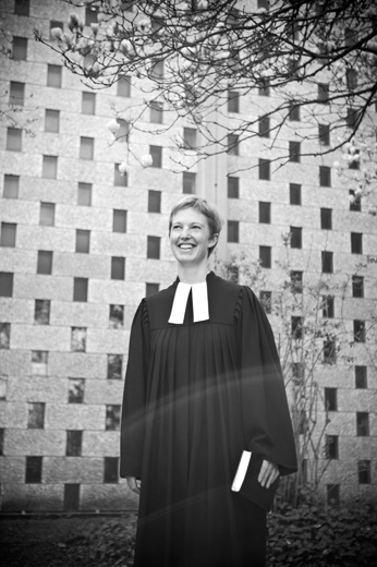 Portraitfoto Pastorin Kerstin Häusler, Hannover