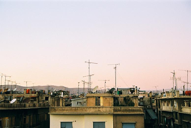 Fotoreportage: Syrien - Damaskus die Stadt