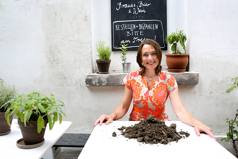 Sonja Dreymann, Agraringenieurin