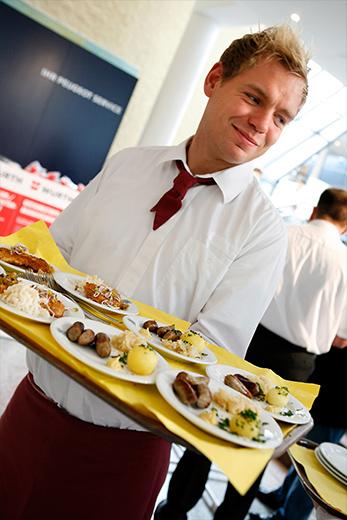 Fotostrecke Unternehmen - Gastronomie