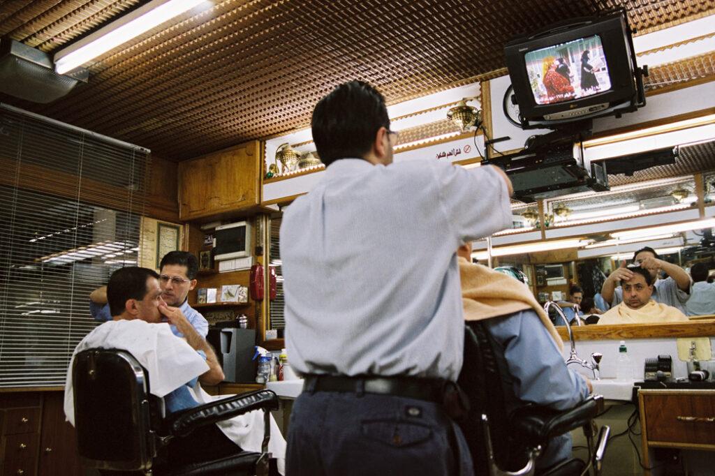 Damaskus - Barbier