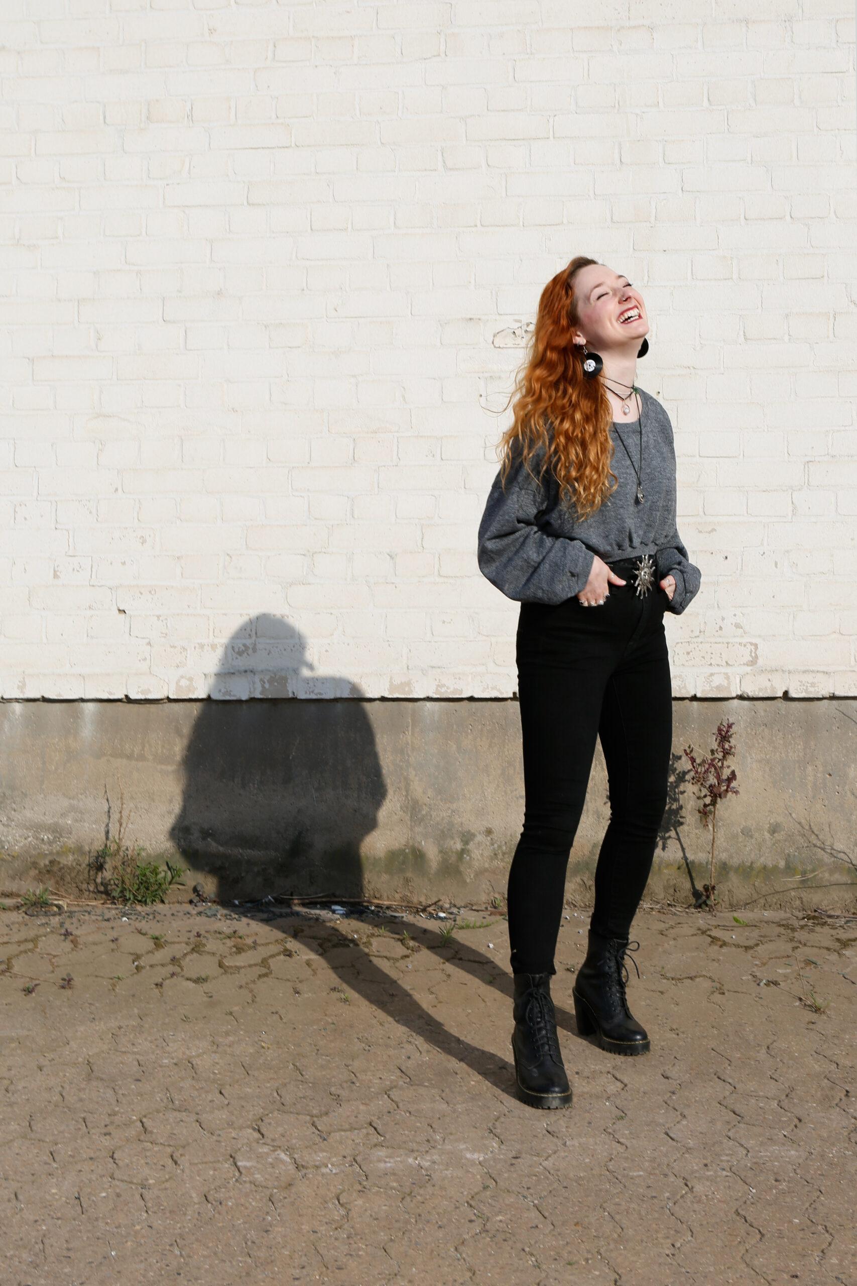 Musikerin Julia Scheeser