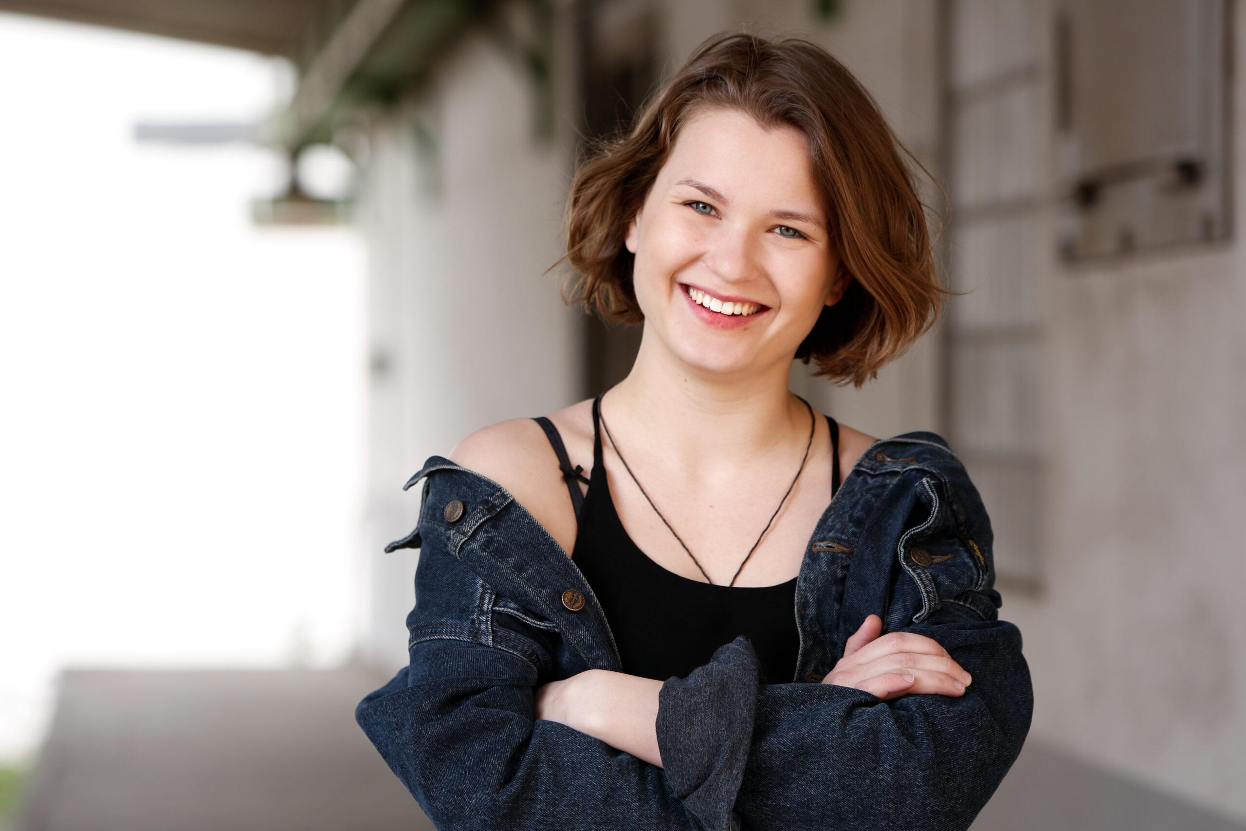 Schauspielerin Leandra Enders