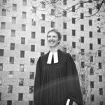 Pastorin Kerstin Häusler