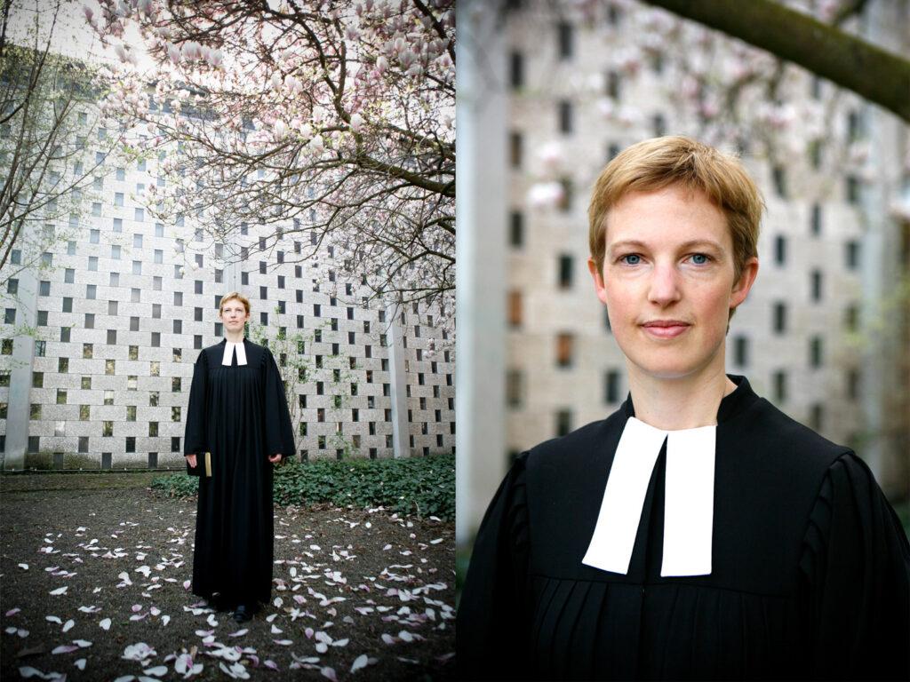 Hannover, Kerstin Häusler, Linden, Martinkirche, Pastorin, Portraitfoto